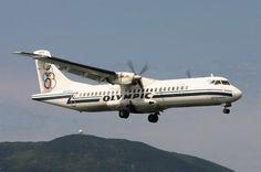 Olympic Aviation ATR-72-202 [Archimedes]-[SX-BIK]