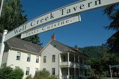Wolf Creek Tavern, Southern OR