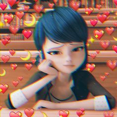 Miraculous Ladybug Wallpaper, Miraculous Ladybug Funny, Cute Disney Wallpaper, Cartoon Wallpaper, Marinette E Adrien, Violet Aesthetic, Adrien Miraculous, Fire Image, Loli Kawaii