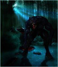The Rougarou: Louisiana's Cajun Werewolf