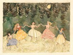 Moon Dancers   Phoebe Wahl <3