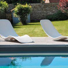 Transat Piscine Aloha #bain De #soleil #transat #fauteuil #outdoor #garden