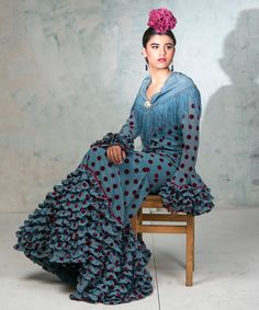 Flamenco Costume, Flamenco Dresses, Pageant Makeup, Polka Dots, Victoria, Poses, Costumes, Dot Dress, Virginia