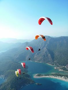 Blue Lagoon Oludeniz - Turkiye