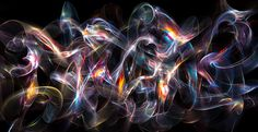 Patrick Rochon on Creating Mesmerizing Light Painting Photos Bamboo Landscape, Light Painting Photography, Art Photography, Light Writing, Fractal Art, Fractals, Cool House Designs, Detailed Image, Light Art
