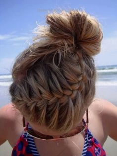 Summer Hairstyles with Braids Summer Hairstyles with Braids | Hairstyles 2015 New Haircuts and Hair Colors form Newest-Hairstyles…  http://www.fashionhaircuts.party/2017/05/16/summer-hairstyles-with-braids/