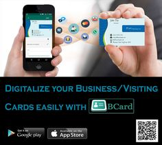 Save time save paper use bcard reader and digitize your paper business card reader app for androidios it scans your business cardsvisiting cards stores and organizes them in digital form transcribe data from business colourmoves