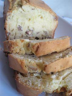Plum cake yogurt e noci http://www.ledolciricette.it/2013/10/29/ricette-plum-cake-yogurt/14187