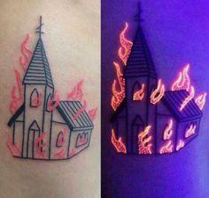 uv tattoo stick and poke ~ uv tattoo + uv tattoo ideas + uv tattoo before and after + uv tattoo small + uv tattoo stick and poke + uv tattoo men + uv tattoo healed + uv tattoo flower Uv Tattoo, Neon Tattoo, Dark Tattoo, Piercing Tattoo, Libra Tattoo, Tiny Tattoo, 1000 Tattoos, Sexy Tattoos, Black Tattoos