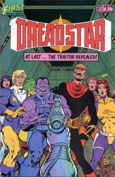 JIM STARLINS  DREADSTAR TP VOL 01 PX ED