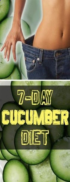 The main ingredient in the diet is a cucumber, and it can be consumed in unlimited amounts. Therefore, whenever you feel hungry, you should have a cucumber Boiled Egg Diet, Low Fat Diets, Healthy Tips, Healthy Food, Healthy Recipes, Healthy Meals, Fitness Diet, How To Lose Weight Fast, Healthy Living