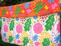 Marimekko by Dan Rivers Twin Reversible Comforter