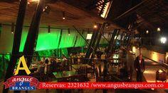 Ven a Angus Brangus Parrilla Bar  y disfruta la exquisita gastronomía internacional, con especialidades en: carnes, paellas, pescados y mariscos.  Reservas: 2321632.Cra. 42 # 34 - 15 / Vía las Palmas.http://ow.ly/Muccl