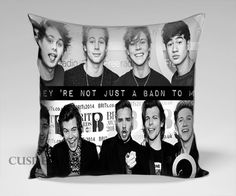 Buy 5 second of summer and one direction cute pillow cases
