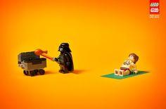 Creative Ads: Lego Star Wars (5 total) - My Modern Metropolis