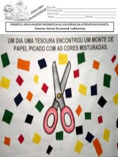 A Arte de Educar: A HISTÓRIA DE UMA TESOURA NO MATERNAL Reggio Emilia, Professor, Education, Games, Children, Blog, Tic Tac, 1, Physical Activities For Kids