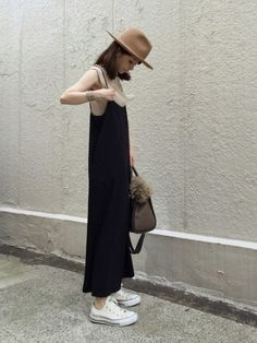 FRAMeWORKのサロペット・オーバーオール「≪予約≫サロペット ツイカ3◆」を使ったari☆のコーディネートです。WEARはモデル・俳優・ショップスタッフなどの着こなしをチェックできるファッションコーディネートサイトです。