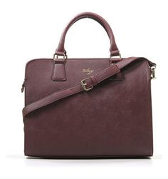 // Bulaggi Bordeaux Messenger Tas
