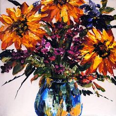 Maya Eventov Beauty in a vase Maya, Floral Wreath, Inspirational, Artists, Artwork, Painting, Beauty, Amazing Pictures, Art Pictures