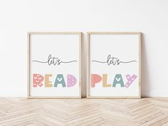 Montessori Playroom, Playroom Art, Baby Wall Art, Nursery Wall Art, Play Quotes, Simple Wall Art, Etsy Business, Baby Prints, Etsy