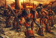 Pre-heresy Thousand Sons