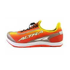 Men's - The Altra 3-Sum is a lightweight zero drop triathlon shoe with a seamless upper. It makes the transition from bike to run so easy you may forget to take off the helmet. The 3-Sum features a EVA/A-bound cushioned sole and drain holes in the sole so that nothing slows you down. $124.99 (05/13)
