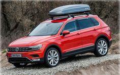 Volkswagen Tiguan стал лидером рынка SUV в Москве