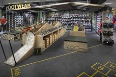 Ultimate Outdoors concept store by Briggs Hillier, Preston – UK