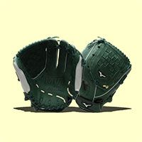 """The Mizuno MVP Prime SE Fastpitch Series 12"""" glove is specifically designed for Fastpitch players. It's made from Oil-Plus leather and has a center-pocket design for a custom break-in. This infield-model has a Tartan web design and PowerLock wrist closure to make sure it stays snug on your hand. As always, this glove is covered by the JustBallGloves.com 100-Day glove Guarantee and FREE shipping! Fastpitch Softball Gloves, Bicycle Helmet, Tartan, Snug, Web Design, Lord, Closure, Pocket, Free Shipping"""