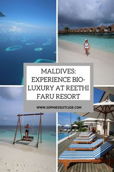Have you booked your Maldives accommodation? On my recent visit to The Maldives I stayed at the incredible bio-luxury resort Reethi Faru Resort. Maldives Honeymoon, Visit Maldives, Maldives Resort, Maldives Travel, Best Honeymoon, Packing List For Vacation, Italy Vacation, Vacation Trips, Bucket List Destinations