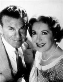 George Burns and Gracie Allen Show.  Gracie was amazing.  George loved her.  Can't go wrong.
