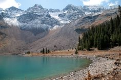 Blue Lake Colorado | blue-lakes-trail-ouray-colorado-197