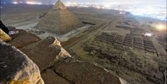 Featured Image for Russians illegally climb Egyptian pyramids and take photos from the top