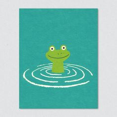 Frog / Lisa Jones Studio