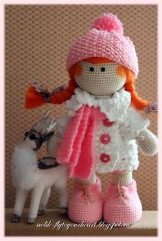 Winter Girl! no pattern