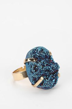 Cosmos crystal ring by Urban Outfitters
