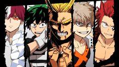 Boku no Hero Academia Season 2「 AMV 」-Retrodrive