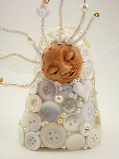 Muse-revisited by Glass Garden Creations / Sharon Kelly, via Flickr