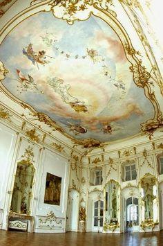 Schloss Esterházy. Eisenstadt, Austria. I'm here right now!!!