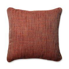 Pillow Perfect Tweak Sedona 18-inch Throw Pillow | Overstock.com Shopping - The Best Deals on Throw Pillows