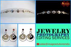 Jewelry Photo Editing Services in UK – Retouch your jewelry photography and make the jewelry products Look stunning with outsource jewelry image editing services in UK.