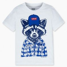 Boys Graphic T-Shirts - Shop Graphic Tees for Boys | Levi's®