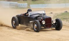 Rat rod - driven as it ought to be