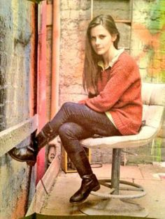 The beautiful Louise Brealey! =)