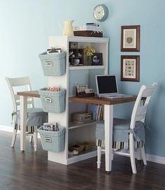 Сегодня мы расскажем как подобрать письменный стол для двоих детей, чтоб он подходил интерьеру комнаты и потребностям ваших детей.