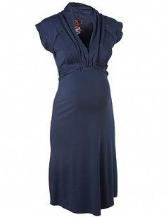 111cf8cea5f11 Noppies Maternity Sleeveless Maternity Dress - Sienna in Navy Blue Maternity  Wardrobe, Pregnancy Wardrobe,