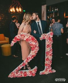 #LOVE this snap of our FLORAL #21 at @ellajane_aeroplane's 21st! Now available for hire 👏🏽😻