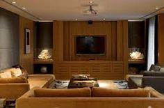 Resultado de imagem para salas de home theater decoradas