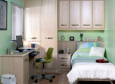 tiny bedrooms  | Bedroom Furniture Sets from Birch Bedrooms Vienna Small bedroom ...