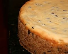 Certifiably Celiac. <- love this blog  chocolate chip cheesecake. must try
